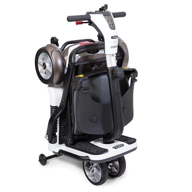 Scooters electricos pleagbles y desmontables